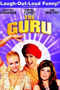 The Guru (2002) HDRip 720p 650MB ( Hindi – English ) ESubs MKV