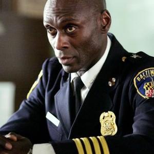 Lance Reddick as Lt. Cedric Daniels