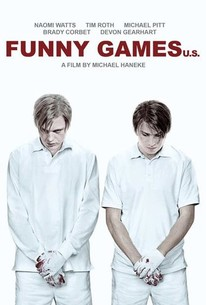 funny games 2008 rotten tomatoes