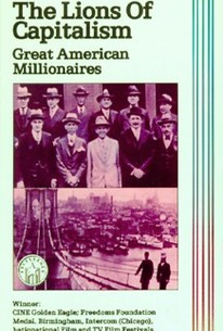 Lions of Capitalism: Great American Millionaires