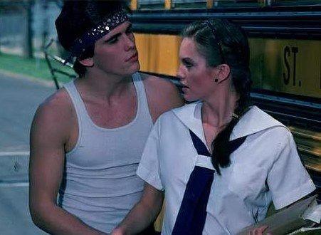 Matt Dillon & Diane Lane
