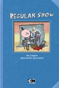 Regular Show: The Complete Second Season