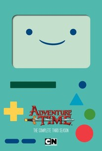 Adventure Time - Season 3 Episode 10 - Rotten Tomatoes