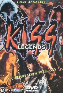 KISS: Rock and Roll Legends