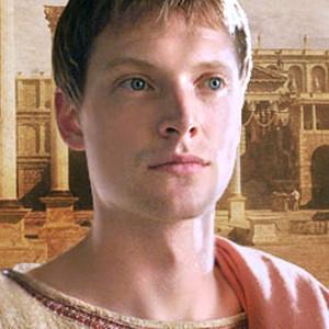 Simon Woods as Gaius Octavian Caesar