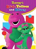 Barney - Barney's Red, Yellow, and Blue