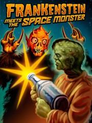 Frankenstein Meets the Spacemonster