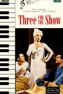 Three for the Show (The Pleasure Is All Mine)