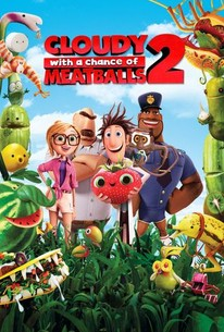 Cloud Of A Chance Of Meatballs 2 Full Movie