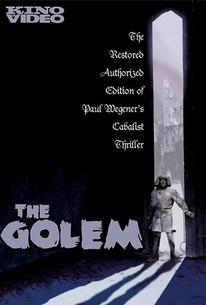 The Golem (Der Golem, wie er in die Welt kam)