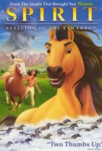 Spirit - Stallion of the Cimarron