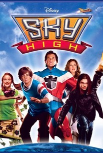 Poster for Sky High (2005)