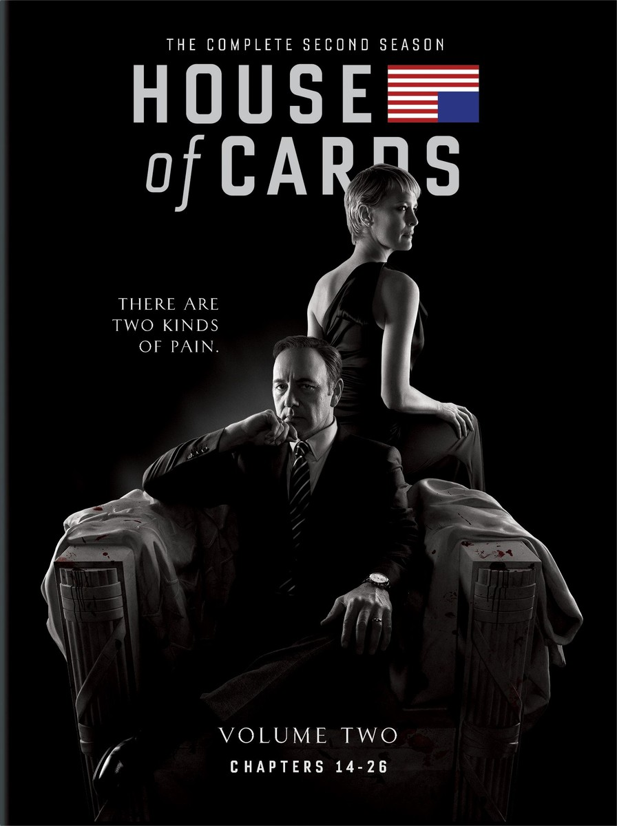 House Of Cards Season 2 Rotten Tomatoes