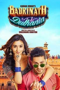 Badrinath Ki Dulhania 2017 Rotten Tomatoes