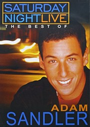Saturday Night Live: The Best of Adam Sandler