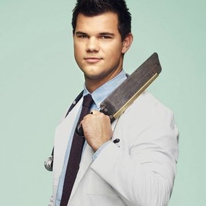 Taylor Lautner as Dr. Cassidy Cascade