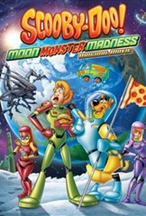 Scooby Doo! Moon Monster Madness