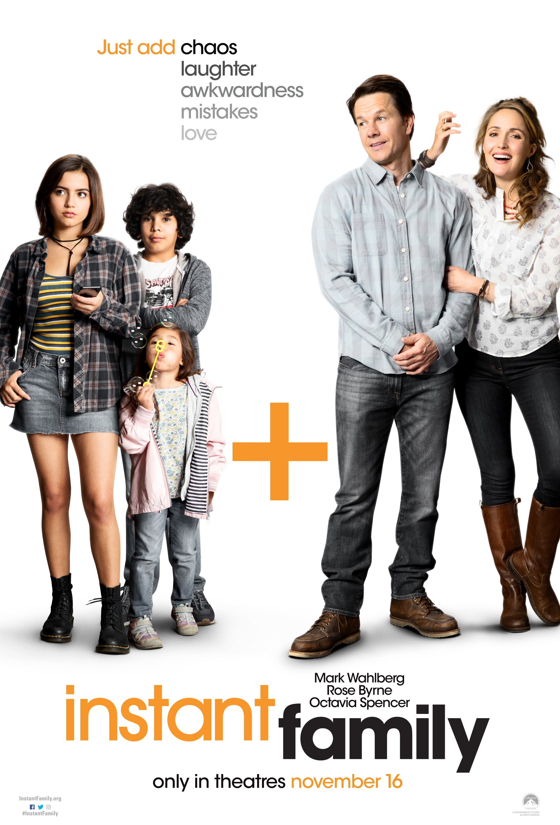 Instant Family 2018 Rotten Tomatoes