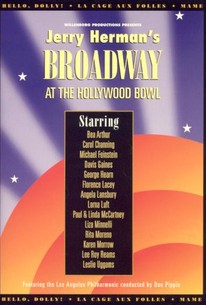 Jerry Herman's Broadway at the Bowl