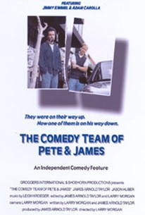 The Comedy Team of Pete & James