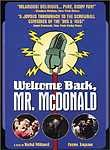 Welcome Back Mr. McDonald