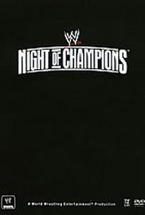 WWE: Night of Champions 2008