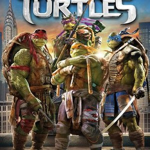 Teenage Mutant Ninja Turtles Out of the Shadows 2016