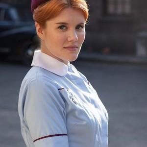 Emerald Fennell as Nurse Patsy Mount