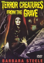 5 tombe per un medium(Tombs of Horror )(Terror-Creatures from the Grave)(Cemetery of the Living Dead