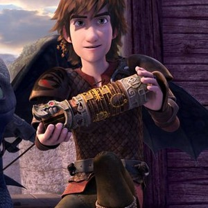 Hiccup is voiced by Jay Baruchel