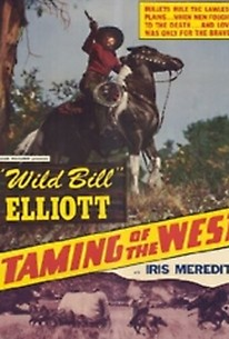 The Taming of the West