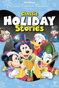 Walt Disney's Classic Cartoon Favorites - Classic Holiday Stories