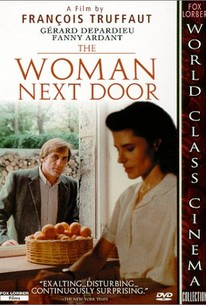 The Woman Next Door (La femme d'à côté)