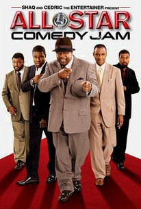 Shaq & Cedric the Entertainer Present: All Star Comedy Jam