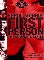 Errol Morris' First Person: The Complete Series 3 Pack