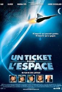 A Ticket to Space (Un ticket pour l'espace)