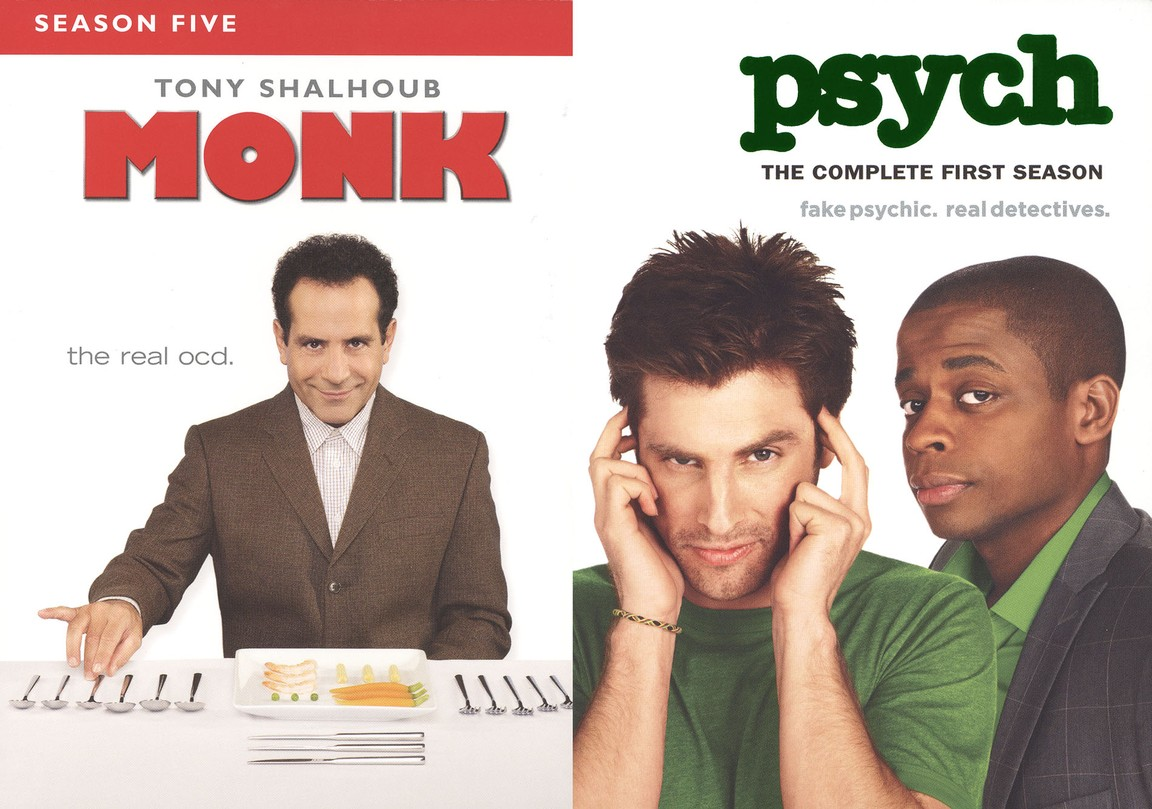 Psych - Season 1 Episode 3 - Rotten Tomatoes