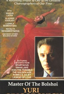 Yuri Grigorovich: Master of the Bolshoi