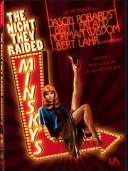 The Night They Raided Minsky's (The Night They Invented Striptease)