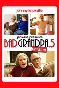 Jackass Presents: Bad Grandpa .5 (Unrated)