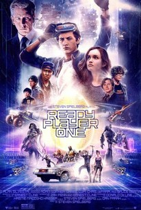 Ready Player One (2018) - Rotten Tomatoes