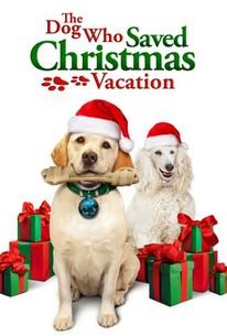 Poster for The Dog Who Saved Christmas Vacation (2012)