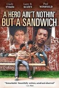 A Hero Ain't Nothin' but a Sandwich