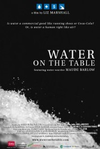 Water On The Table