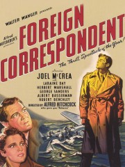 foreign correspondent movie reviews rotten tomatoes