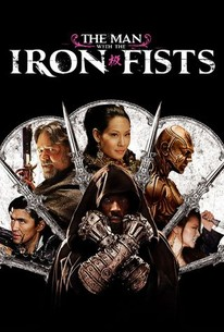 The Man With the Iron Fists