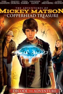 The Adventures of Mickey Matson and the Copperhead Treasure