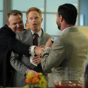 <em>Modern Family</em>, Season Six: Eric Stonestreet, Jesse Tyler Ferguson, Paolo Andino