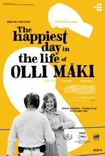 The Happiest Day in the Life of Olli Mäki (Hymyilevä mies)