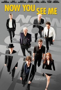 Now You See Me Movie Quotes Rotten Tomatoes